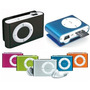 Mini Reproductor Mp3 Chip Clip Soporta Hasta 8gb Micro Sd