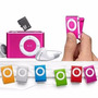 Reproductor Mp3 Clip Auriculares Cable Usb Memoria