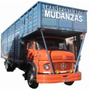 Mudanzas, Fletes Y Transportes Con Camion