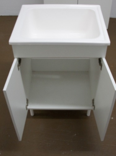 Mueble De Lavadero 56cm (bajo) Sin Mesada Amoblamientos Fl  $ 680,00