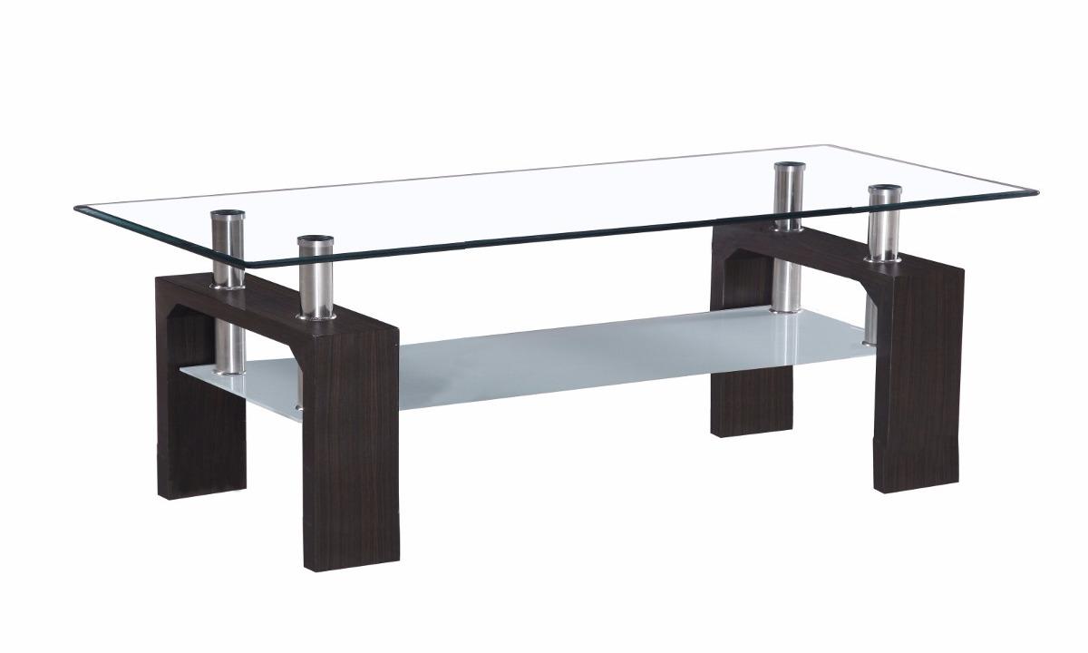 Muebles de vidrio para sala 20170808175850 for Mesas de vidrio de diseno