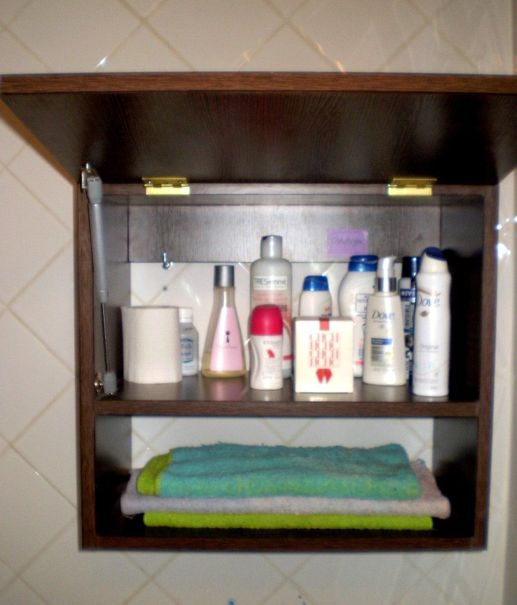 Accesorios De Baño Wengue:Mueble Para Baño O Sobre Mochila Dekohogar Wengue – $ 370,00 en