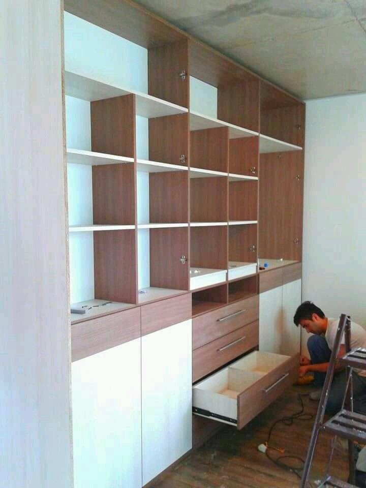 muebles a medida carpintero interiores placard a