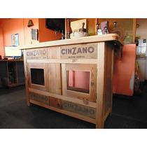 Mueble Estilo Antiguo De Pinotea Cinzano