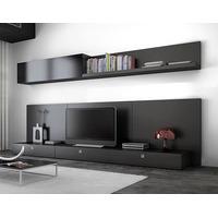 Mueble Living Modular Lcd Moderno Tv Comedor Progetto Mobili