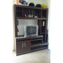 Excelente Mueble Modular Mesa De Tv!!