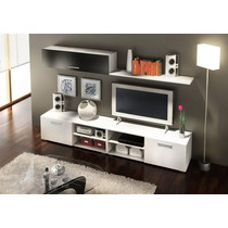 Modular Mueble Lcd -mesa Para Tv- Vajillero- Rack Led