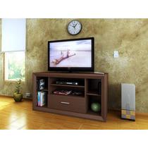 Rack Mesa Para Lcd Tv Reproex R22040 - Todo Santy