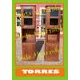Torres Para Lcd Multiuso De Algarrobo