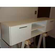Mueble Flotante Para Lcd Con Puertas Rebatibles. Quiel1979