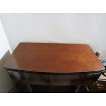 Cómoda Mueble Para Parlantes Madera Mesa Vintage