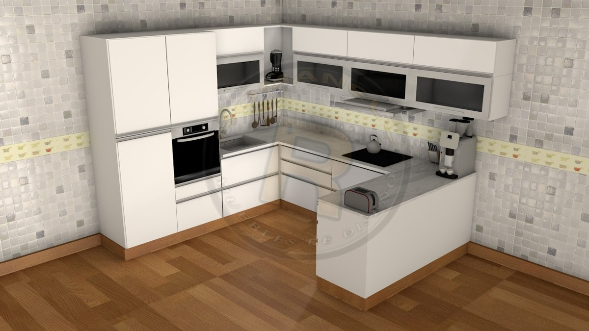 Muebles de cocina best muebles de cocina en l ml with for Cotizacion cocina