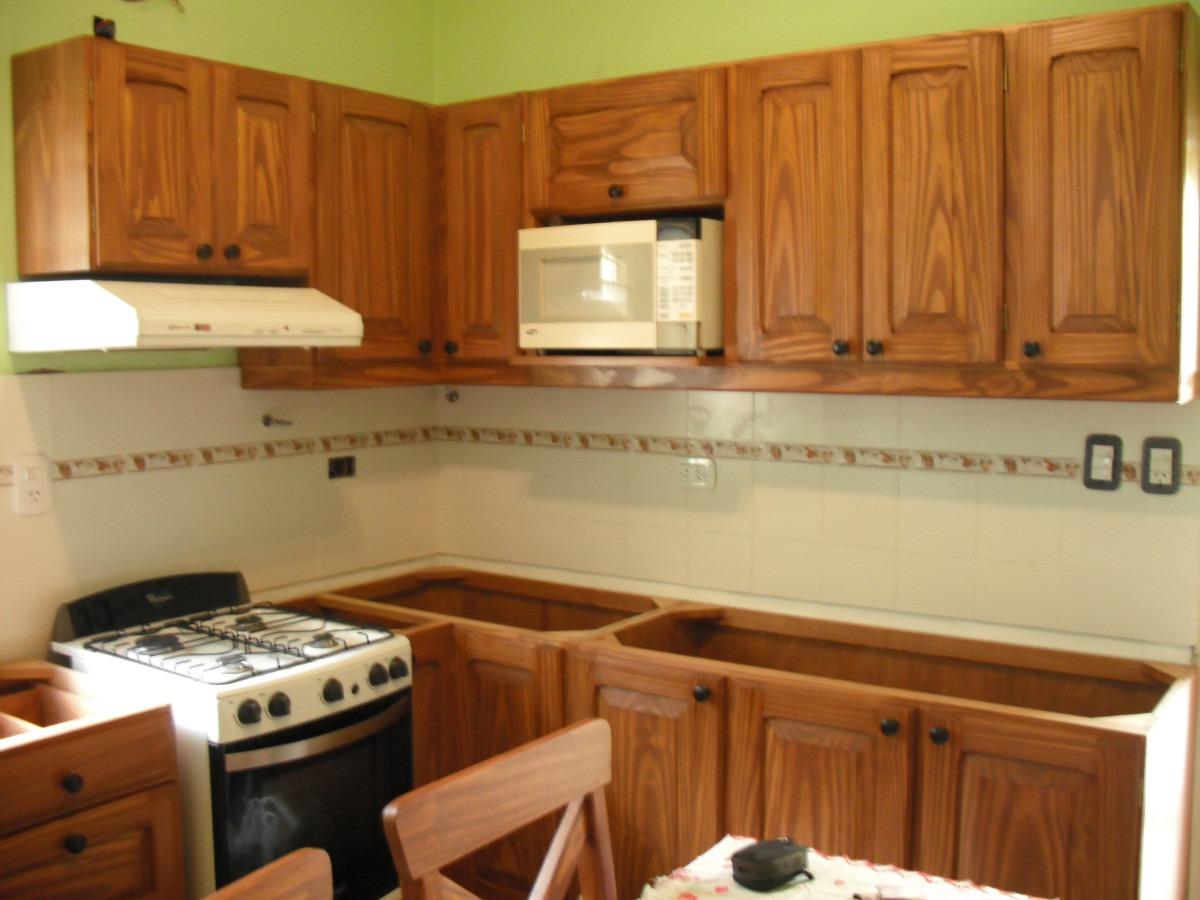 Muebles cocina pino 20170909201354 for Alacenas para cocina