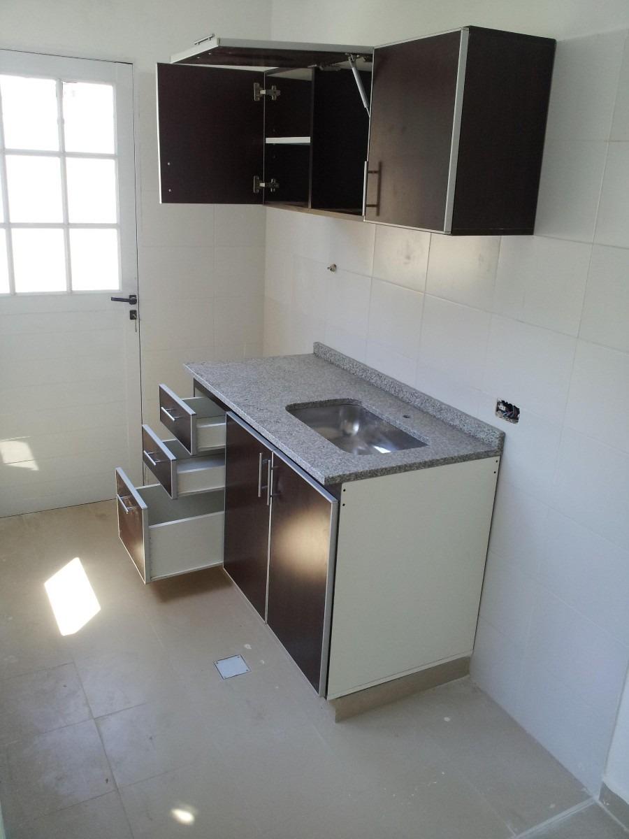 Muebles de cocina en wenge 20170812141801 for Muebles de cocina de aluminio