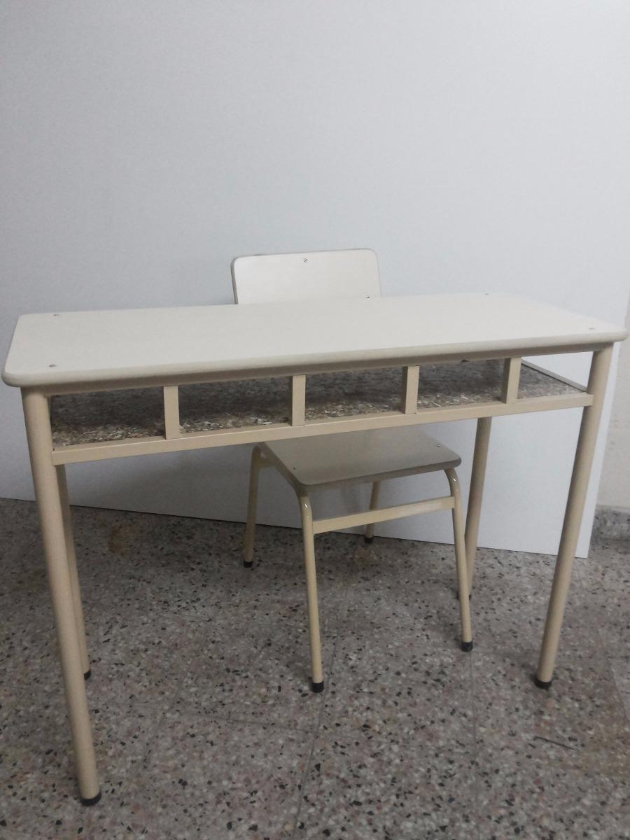 Muebles escolares silla pupitre jard n primaria secundaria for Amoblamiento para jardin