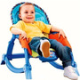 Reposera Silla Infantil Fisher Price De Lujo Super Completa