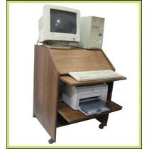 Mesa Pc Computacion 50118 - Nueva En Caja Super Oferta