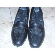 Zapatos Picadilly De Cuero Taco Medio Muy Comodos