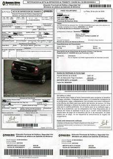 Multas De Transito - Fotomultas - Abogados Especializados -