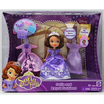 Princesita Sofía And Royal Fashions -mattel-minijuegosnet