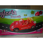Auto Convertible De Gloria -apto 2 Barbies Con Luz