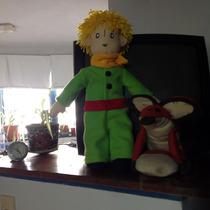 Muñecos El Principito Y El Zorro