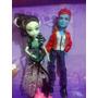 Oferta Navidad Monster High Pack Por 2