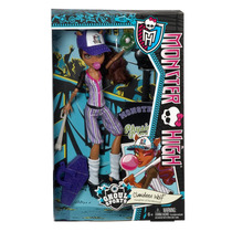 Muñecas Monster High New Scaremester !!! Clawdeen Wolf !!!