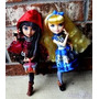 Ever After High Orig. Mattel Varios Modelos En Caja