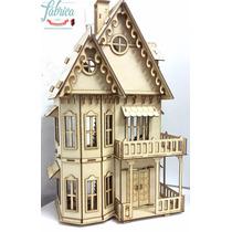 Casa De Muñecas -fibrofacil-