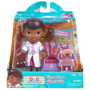 Disney Play Set Doctora Juguetes Con Maletin Y Accesorios