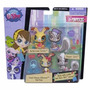 Educando Littlest Petshop Parejas Fashion A8232