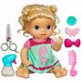 Baby Alive Increíbles Peinados Muñeca Con Accesorios