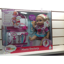 Little Mommy Mami Doctora Fisher Price Envio Sin Cargo Caba