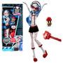 Monster High Ghoulia Yelps Dead Tired - Original Mattel