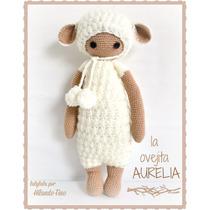 Amigurumi Oveja, Muñecos Lalylala Al Crochet, Miralas!!!!