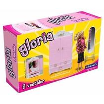 El Vestidor Gloria - Accesorio Casa De Muñecas