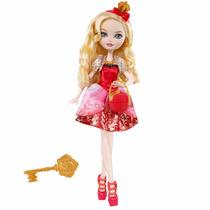 Ever After High Apple White Muñeca Royal Netflix Mattel 2016