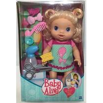 Baby Alive Increibles Peinados Entrega Gratis En Caba
