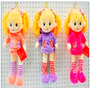Muñeca Pepona Woody Toys Musical 68 Cm