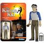 Funko Lote X 2 Karate Kid Miyagi + Larusso Reaction Figures