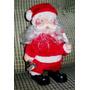 Muy Lindo Papa Noel-santa Claus A Pilas Vealo-la Plata