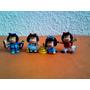 Lote X 4 Mafalda Comics Spain De Goma Perfecto Estado Nuevas