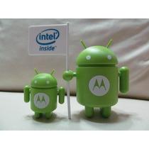 Muñeco Android De Plastico