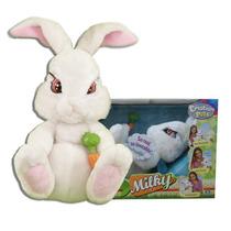 Conejo Interactivo Milky Bunny Original Juguete Nextpoint