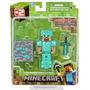 Minecraft Diamond Steve Action Figure Stock Ya