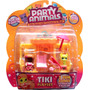 Party Animals: Playsets Ositos C/ Disfraces -minijuegosnet