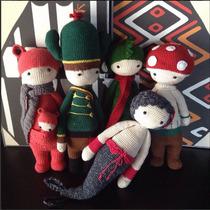 12 Patrones Lalylala - Amigurumi - Crochet - En Español