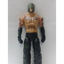 Wwe Elite Rey Mysterio + Figura A Eleccion Abierto Mattel