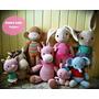 Muñecos Tejidos Al Crochet !